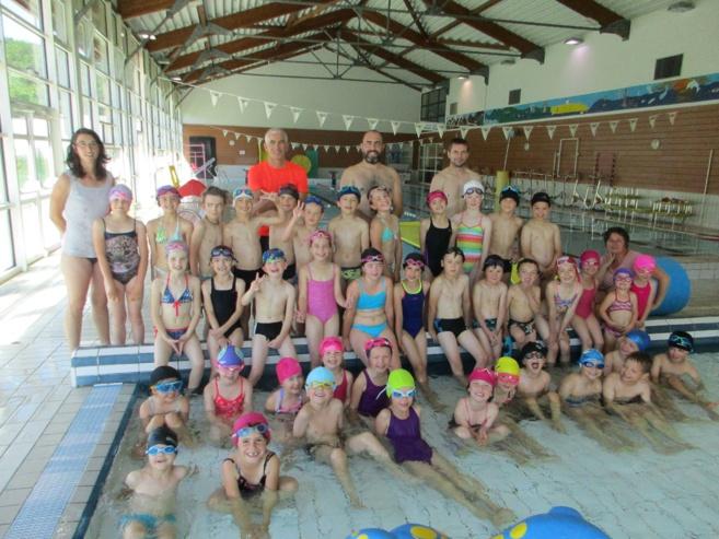 La classe piscine