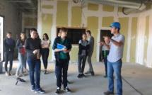 Les 3èmes à la découverte des métiers du bâtiment