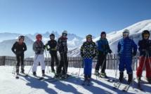 Ski à la Toussuire