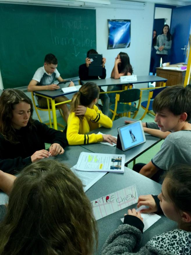 Forum des métiers au collège : suivez le « Parcours Avenir »…