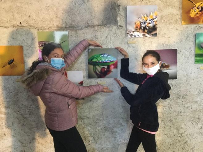 Visite d'exposition