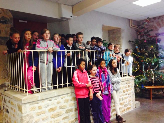 Belle réussite du Marché de Noël organisé par l' APEL