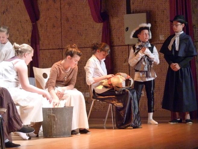 L'atelier théâtre : de retour sur les planches !