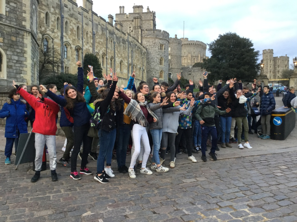 Angleterre jour 3 : collégiens d'un jour à Oxford