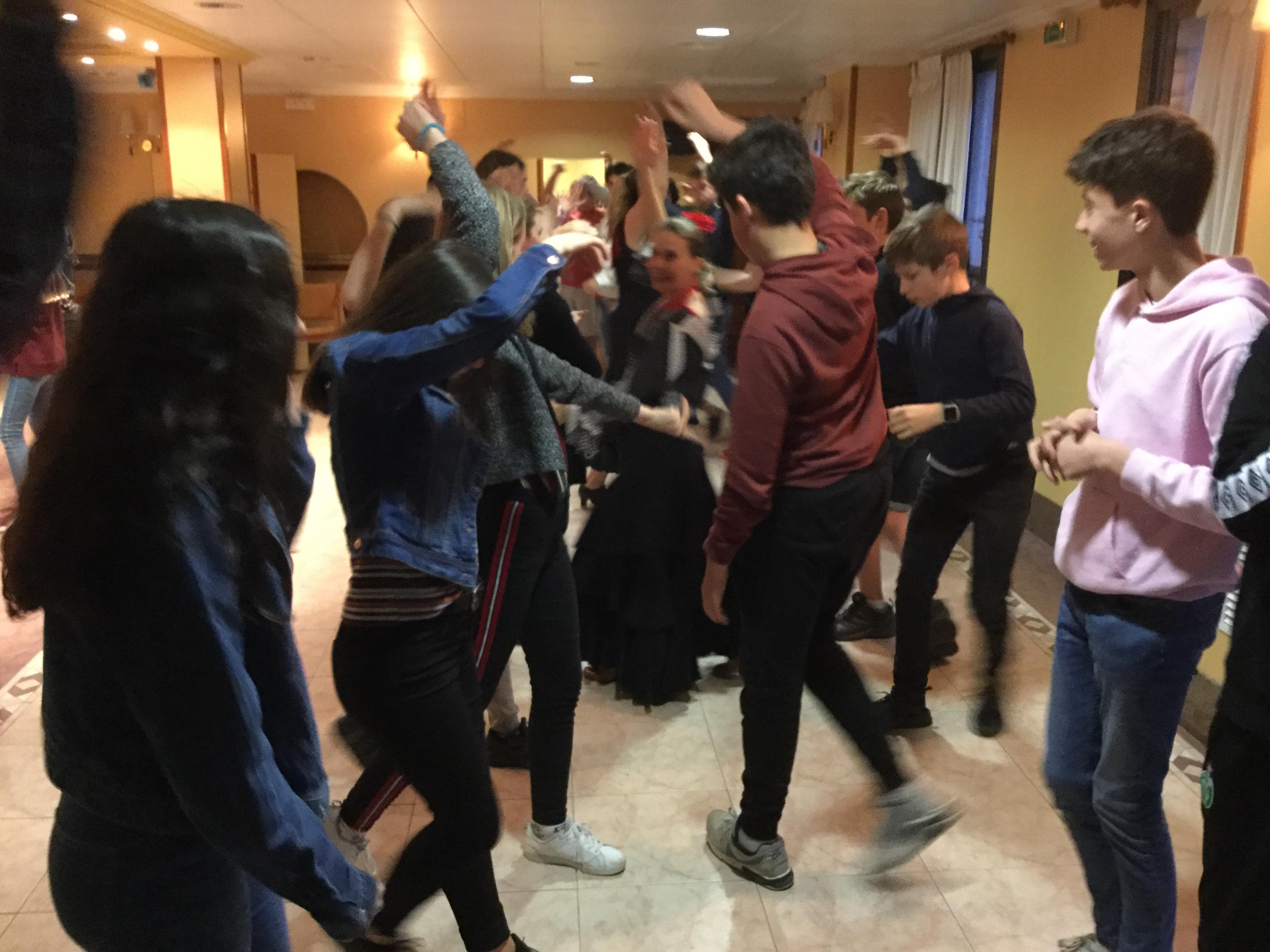 4ème jour : L'Espagne est une fête !