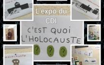 Exposition autour de la journée mondiale du souvenir de l'Holocauste