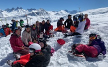 Séjour ski à la Toussuire