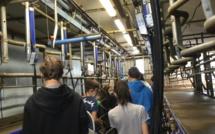 Visite de la ferme du GAEC de Pierregrosse
