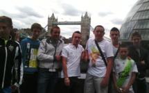 Voyage Angleterre